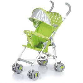 Baby Hit Коляска-трость Babyhit Weeny, зелёная со звёздами