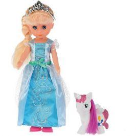 Карапуз Интерактивная кукла Карапуз Принцесса Елена