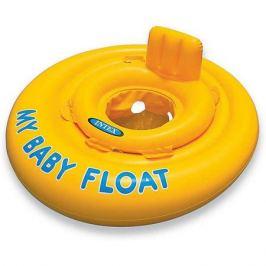 Intex Круг для плавания с трусами Intex My baby float, 70 см
