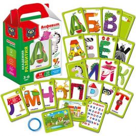 Vladi Toys Настольная игра Vladi Toys Карточки на кольце