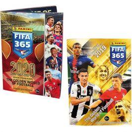 Panini Альбом Panini FIFA 365-2020 и Альбом Panini FIFA 365-2019