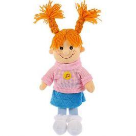 Мульти-Пульти Мягкая игрушка Мульти-Пульти Кукла в розово-голубом, 35 см