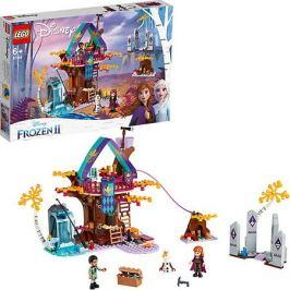 LEGO Конструктор LEGO Disney Princess 41164: Заколдованный домик на дереве