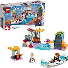 LEGO Конструктор LEGO Disney Princess 41165: Экспедиция Анны на каноэ