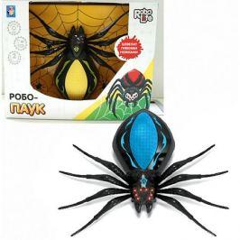 1Toy Радиоуправляемая игрушка 1Toy RoboLife Робо-паук, чёрно-синий