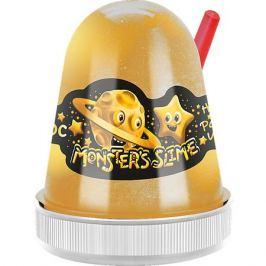 KiKi Слайм Monster Slime Золотой Космос, 130 гр