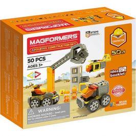 MAGFORMERS Магнитный конструктор Magformers Amazing Construction Set