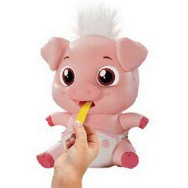ABtoys Интерактивная игрушка Abtoys «Лакомки: Свинка», звук
