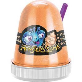 KiKi Слайм Monster Slime Мороженое крем-брюле, 130 гр