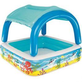 Bestway Надувной бассейн с навесом от солнца Bestway