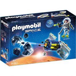 PLAYMOBIL® Конструктор Playmobil «Космос:Спутниковый Метеороидный Лазер»