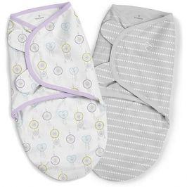 Summer Infant Конверт для пеленания на липучке Summer Infant, , сердечки