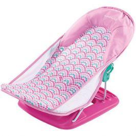 Summer Infant Лежак для купания Deluxe Baby Bather розовый