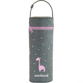 Miniland Термосумка для бутылочек Miniland Silky 350 мл,