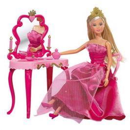 Simba Кукла Штеффи-принцесса + столик, Simba