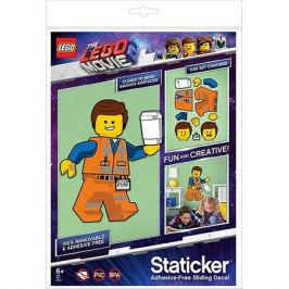 LEGO Набор наклеек LEGO «Статикер» Movie 2 Emmet