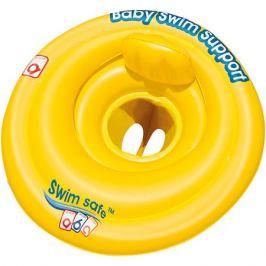Bestway Круг для плавания с сиденьем и спинкой Swim Safe, ступень A, Bestway