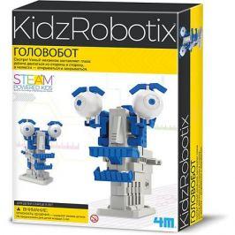 4M Набор для робототехники 4M KidxRobotix Головобот