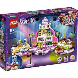 LEGO Конструктор LEGO Friends 41393: Соревнование кондитеров