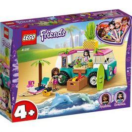 LEGO Конструктор LEGO Friends 41397: Фургон-бар для приготовления сока