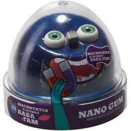 Nano Gum Жвачка для рук Nano Gum Бабл Гам, магнитная, 50 г