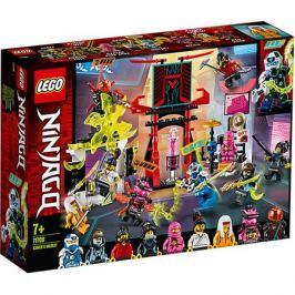 LEGO Конструктор LEGO Ninjago 71708: Киберрынок
