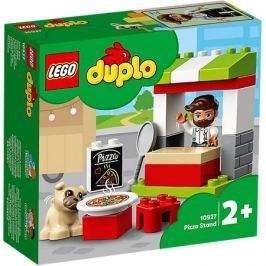 LEGO Конструктор LEGO DUPLO Town 10927: Киоск-пиццерия