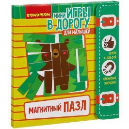 Bondibon Развивающая игра Bondibon Магнитный пазл