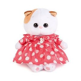 Budi Basa Мягкая игрушка Budi Basa Кошечка Ли-Ли Baby в плащике в горох, 20 см