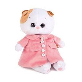 Budi Basa Мягкая игрушка Budi Basa Кошечка Ли-Ли Baby в розовом пальто, 20 см