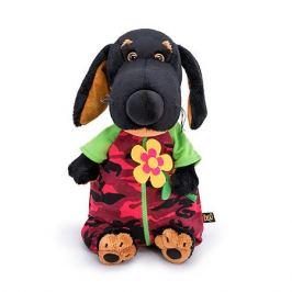 Budi Basa Мягкая игрушка Budi Basa Ваксон в камуфляжном комбинезоне, 29 см
