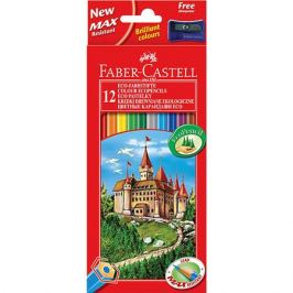 Faber-Castell Карандаши цветные Faber-Castell, 12 цветов