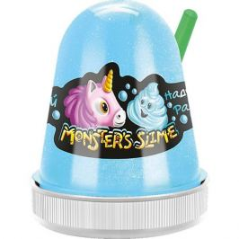 KiKi Слайм Monster Slime Нежный Зефир , 130 гр