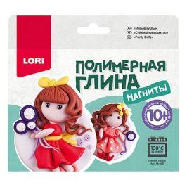 LORI Полимерная глина LORI Магниты «Милые куклы»