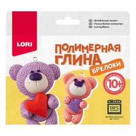 LORI Полимерная глина LORI Брелоки «Влюбленные мишки»