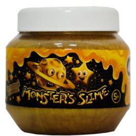 KiKi Слайм классический Monster's Slime Серебряный космос, 120 мл