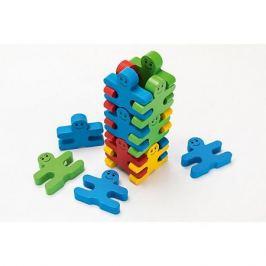 Bradex Игровой набор Bradex «Балансирующие человечки», 16 штук