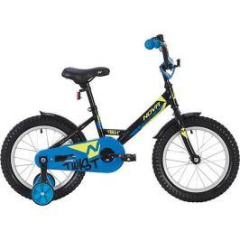 Novatrack Двухколёсный велосипед Novatrack Twist, 20 дюймов
