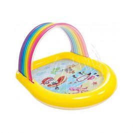 Intex Детский бассейн Intex с аркой-радугой, с распылителем