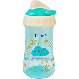 Uviton Baby Поильник-непроливайка Uviton Baby, 360 мл,