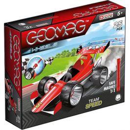 Geomag Магнитный конструктор Geomag с красной гоночной машиной