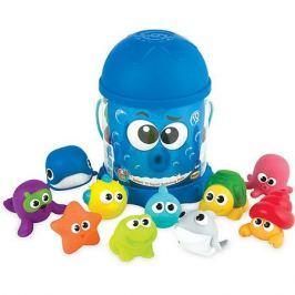 WinFun Набор игрушек для ванны WinFun Плескайся и брызгай