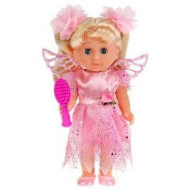 Карапуз Интерактивная кукла Карапуз Элли, 25 см, звук