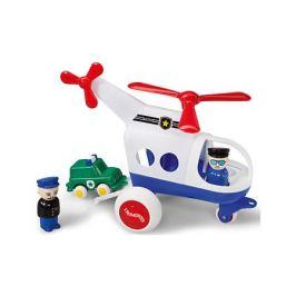 Viking Toys Игровой набор Viking Toys Полицейский вертолет с фигурками