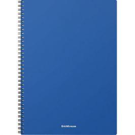 Erich Krause Тетрадь общая Erich Krause® Classic, синий, А4, 60 листов, клетка
