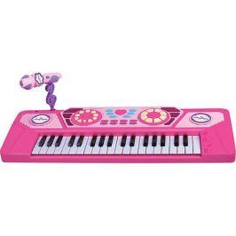 Mary Poppins Электронный синтезатор Mary Poppins SuperStar, с микрофоном