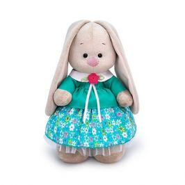 Budi Basa Мягкая игрушка Budi Basa Зайка Ми в бирюзовой курточке, 25 см