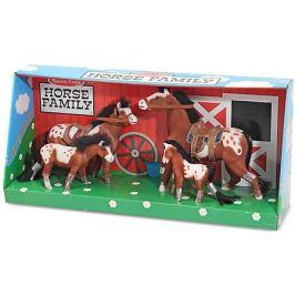 Melissa & Doug Семейка лошадей Melissa & Doug