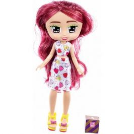 1Toy Кукла 1Toy Boxy Girls Apple с аксессуаром, 20 см