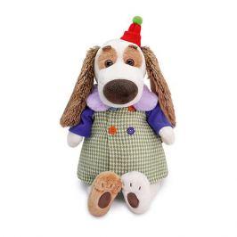 Budi Basa Мягкая игрушка Budi Basa Собака Бартоломей в комбинированном пальто, 33 см